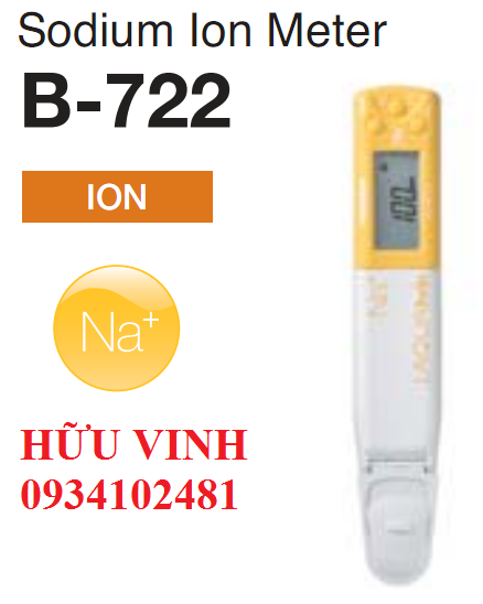 bút đo ion na