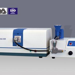 máy đo kích cỡ hạt bằng tia laser