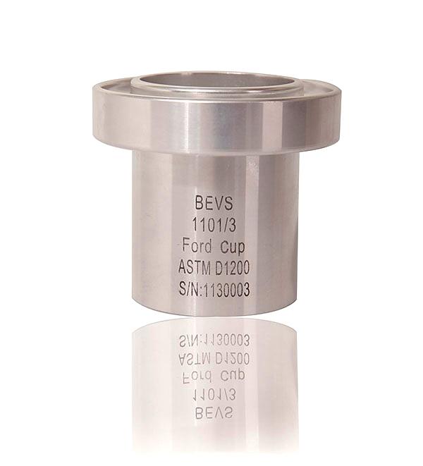 Cốc đo độ nhớt isocup cho sơn, mực in và dung môi
