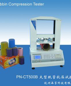 máy đo độ nén ống giấy