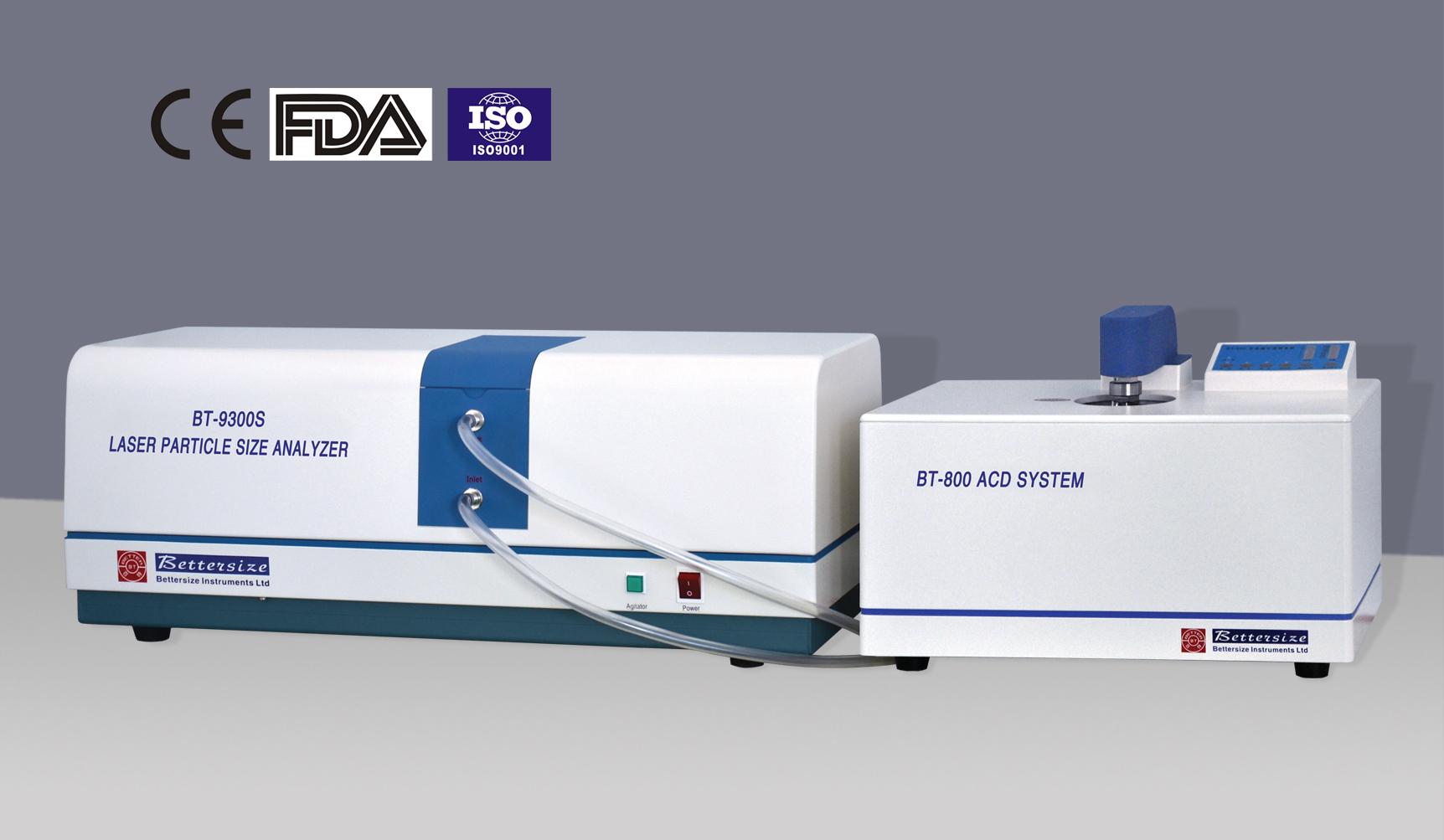máy đo kích thước hạt bằng tia laser
